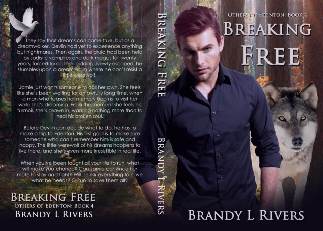 Breaking Free - Full Cover
