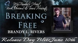 Breaking Free - Release Blitz Banner