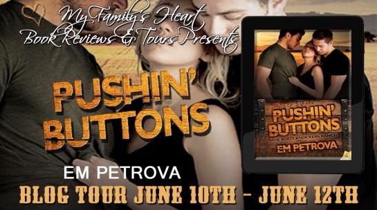Pushin Buttons - Tour Banner