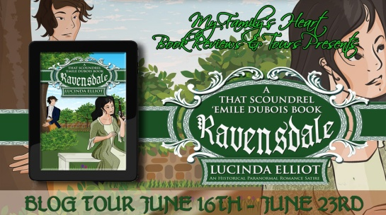 Ravensdale - Tour Banner