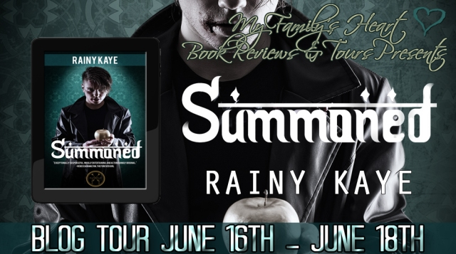 Summoned - Tour Banner