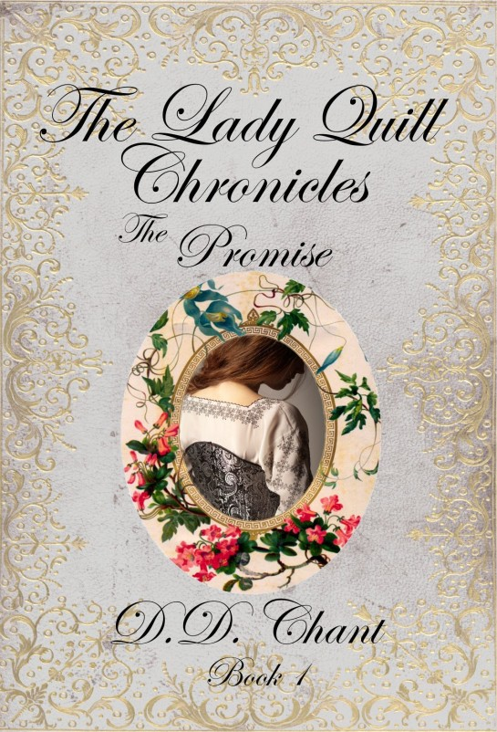 The Lady Quill Chronicles Cover