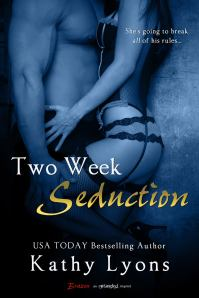 Two Week Seduction - Book Cover