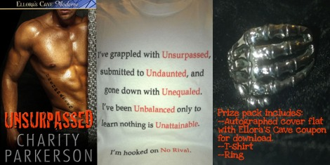 Undaunted - Giveaway Image