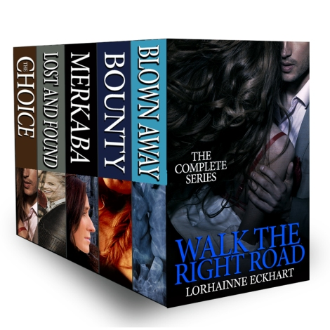Walk The Right Road - Book Cover