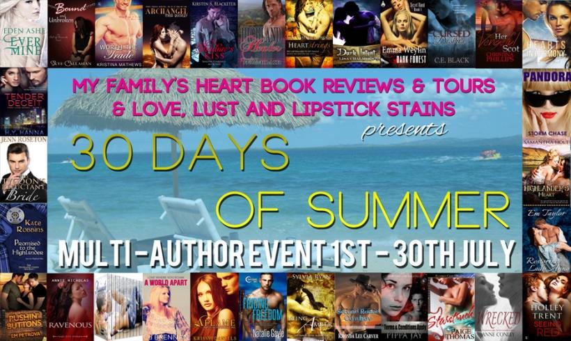 30 Days of Summer Tour Banner