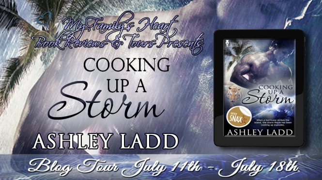 Cooking Up A Storm - Tour Banner