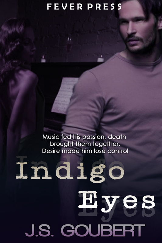 Indigo Eyes - Book Cover