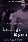 Indigo Eyes - Book Cover
