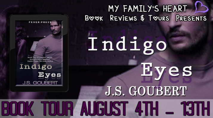 Indigo Eyes - Tour Banner