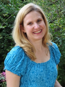Kristina Mathews - Author Photo