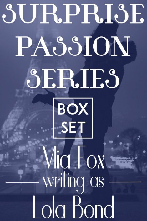Surprise Passion - Book Cover