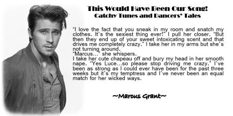 This Would Have Been Our Song - Marcus banner