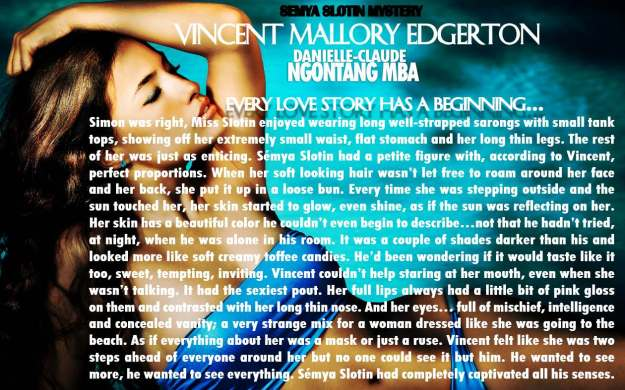 Vincent Mallory Edgerton - Teaser 1