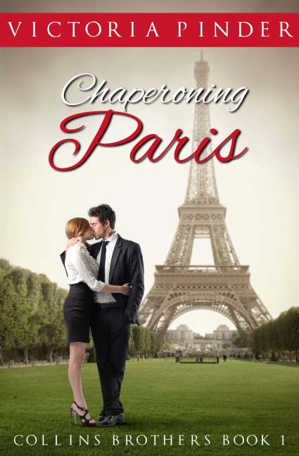 Chaperoning Paris - Book Cover