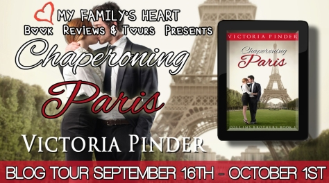 Chaperoning Paris - Tour Banner