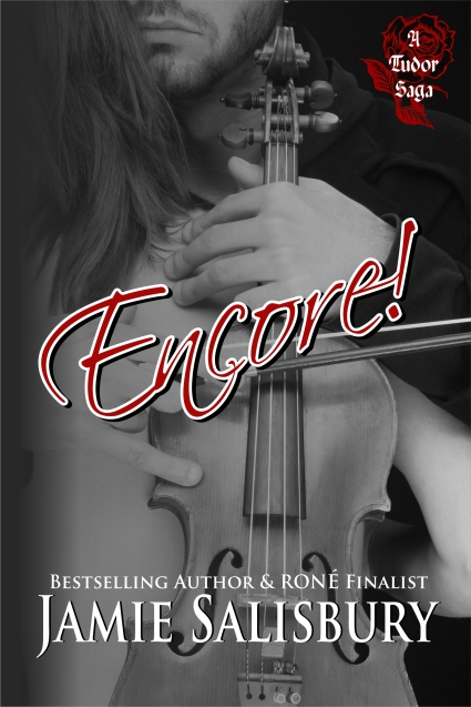 Encore ebook with rose tat Tudor Saga