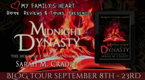 Midnight Dynasty - Tour Banner
