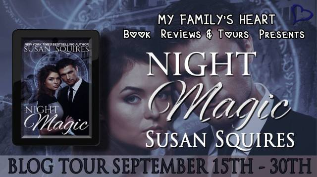 Night Magic - Tour Banner