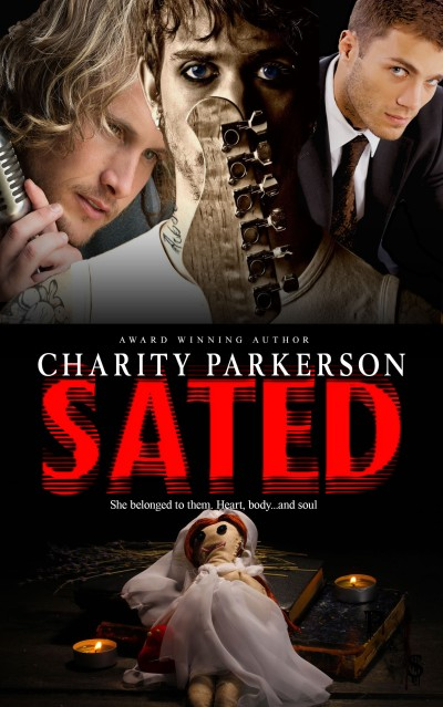 Sated - Book Cover