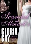 Scandal At Almacks - Book Cover
