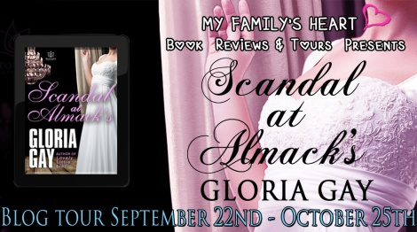 Scandal At Almacks - Tour Banner