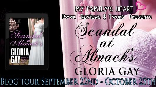 Scandal At Almacks - Tour Banner