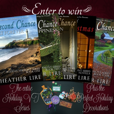 Second Chance Heart - Giveaway Image