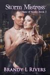 Storm Mistress - Book Cover