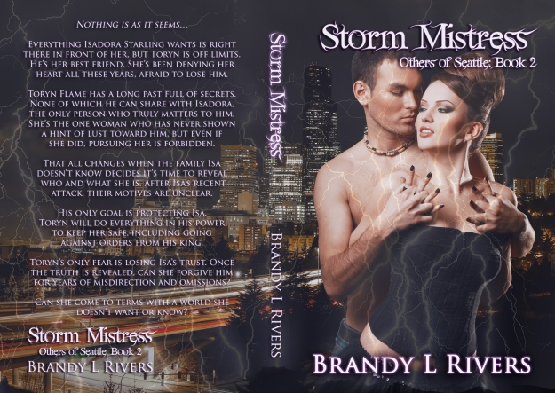 Storm Mistress - Full Cover