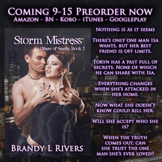 Storm Mistress - Teaser 5