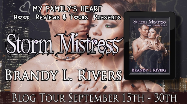 Storm Mistress - Tour Banner