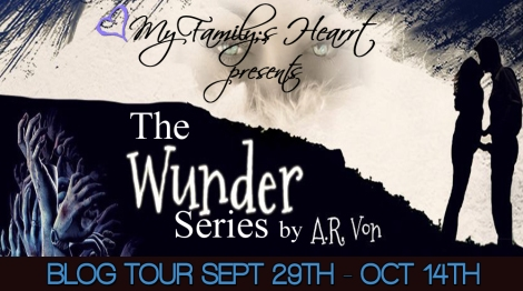 The Wunder Series - Tour Banner
