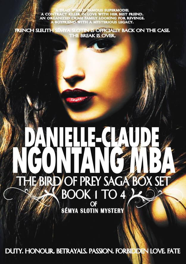 Bird Of Prey - Saga - Book Cover