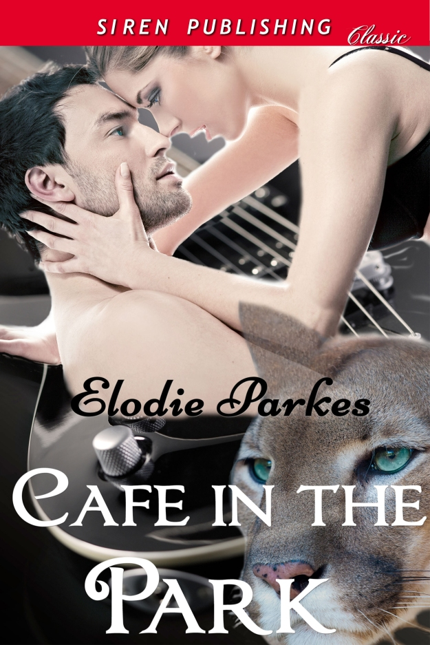 Cafe in the Park - Book Cover