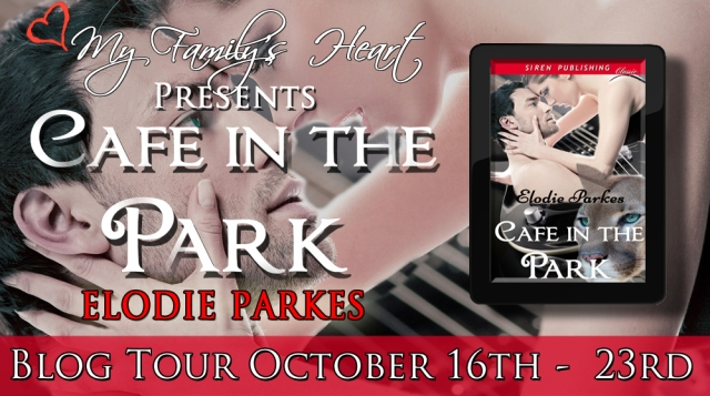 Cafe in the Park - Tour Banner