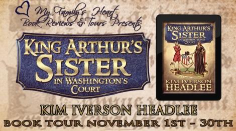 King Arthur - Tour Banner