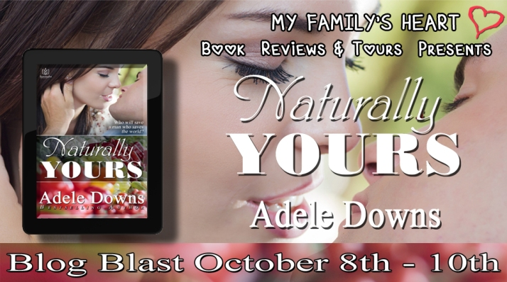 Naturally Yours - Blast Banner