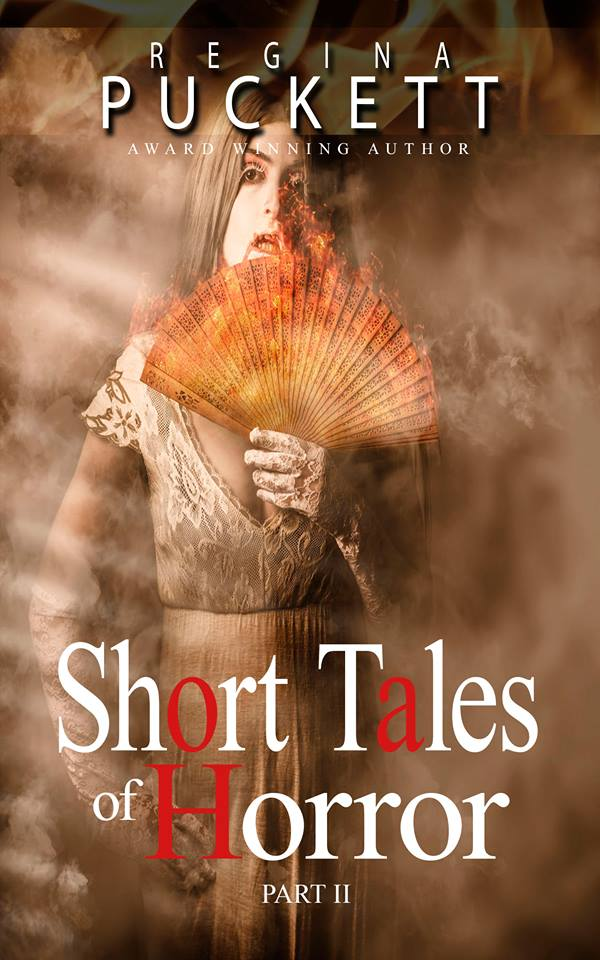 Short Tales of Horror II - Book Cover
