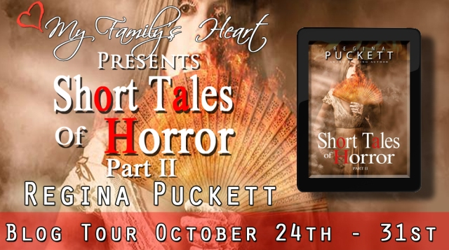 Short Tales of Horror II - Tour Banner