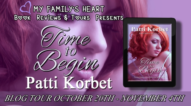 Time To Begin - Tour Banner