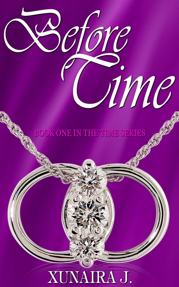 Before Time - Book Cover