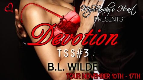 Devotion - Tour Banner