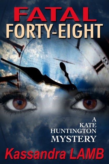 Fatal Fourty-Eight - Book Cover