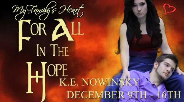 For All In The Hope - Tour Banner