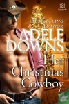 Her Christmas Cowboy - Book Cover