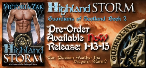 Highland Storm - Pre-Order Teaser