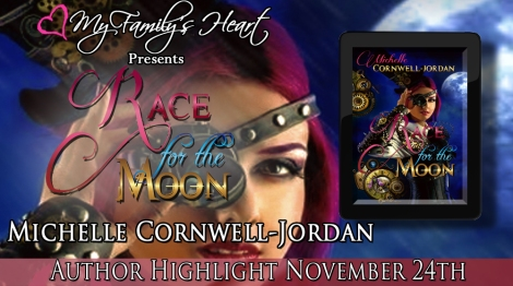 Race for the Moon - Banner