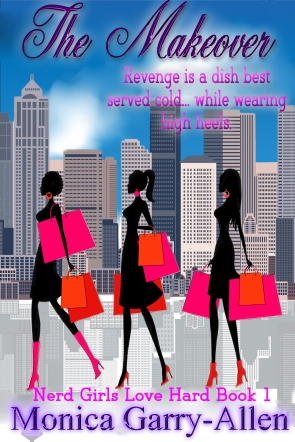 Romantic Comedy - The Makeover - Book Cover