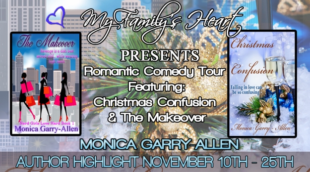 Romantic Comedy - Tour Banner